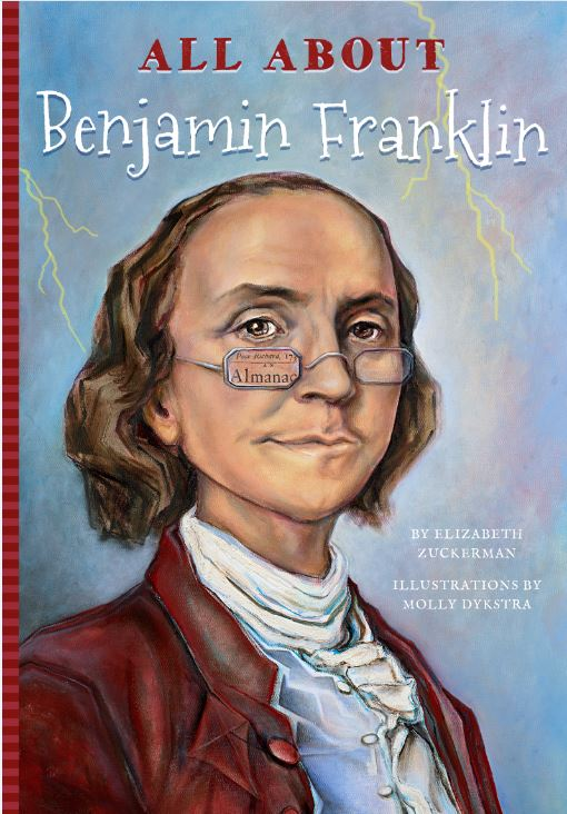 The Franklin Cover Up Book : All about benjamin franklin blue river press books