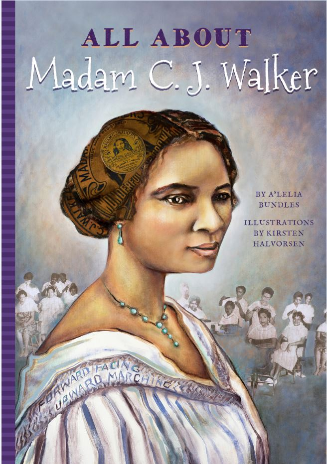 All About Madam CJ Walker, America's first female self-made millionaire