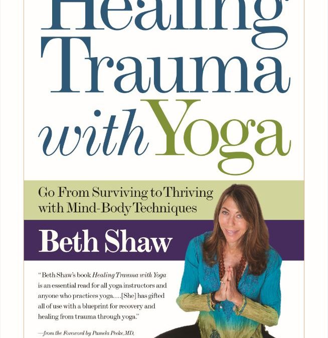 Healing Trauma with Yoga Top 50 New Health & Fitness Books